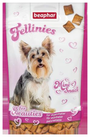 Fellinies-Szőrápoló mini jutalomfalat kisméretű kutyáknak