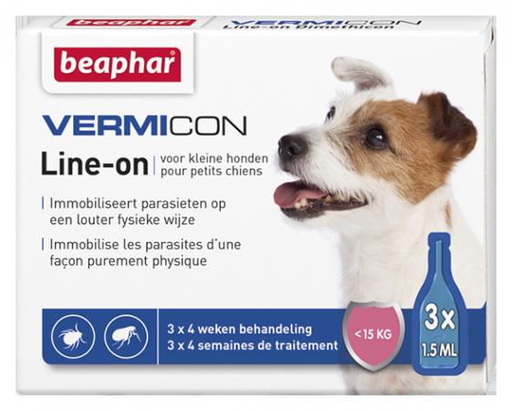Vermicon spot on kutyáknak / 15kg alatt