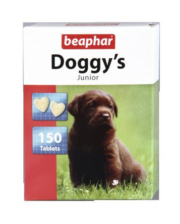 DOGGY'S Junior tabletta 150TAB