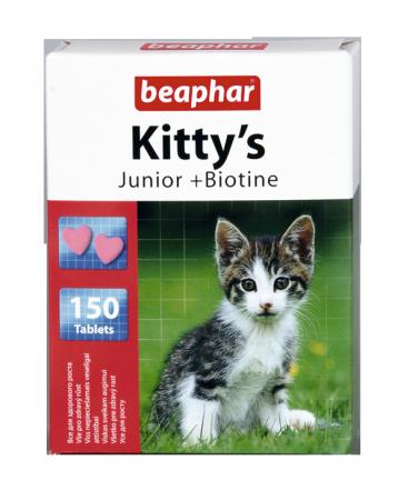 KITTY'S Junior tabletta 150TAB