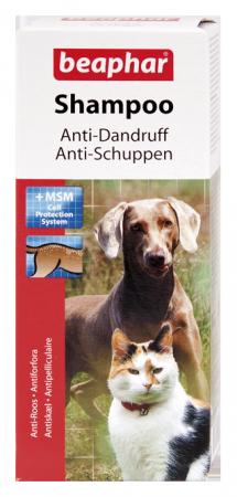 BEAPHAR SAMPON korpásodás ellen kutyáknak és macskáknak