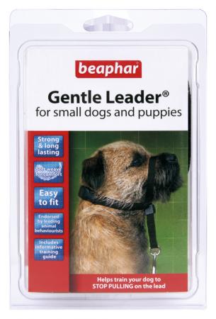 GENTLE LEADER Fejhám kisméretű kutyáknak - fekete
