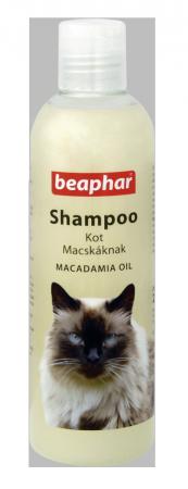 Beaphar sampon macskáknak makadámiaolajjal