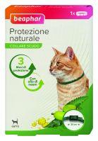 Protezione Naturale Collare Scudo Gatto