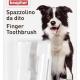 Finger Toothbrush - Spanish/Italian/Norwegian/Swedish