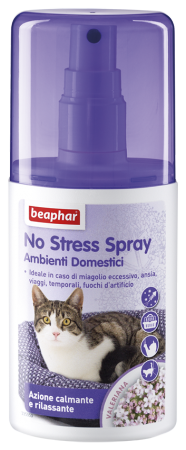 Beaphar No Stress Spray Ambienti Domestici Gatto