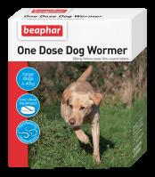 Beaphar One Dose Dog Wormer (20-40kg)