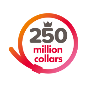 Beaphar celebrates the production of its 250 millionth flea collar