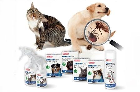 DimethiCare: vlooien & teken aanpakken zonder insecticiden!