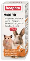 Bogena Multi-Vit + Vit.C 20ml - preparat witaminowy dla gryzoni i królików