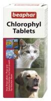 Chlorophyl Tablets  30szt. - odświeżają oddech, likwidują niepożądane zapachy zwierząt