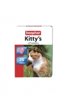 Kitty's + Protein 75szt.- przysmak witaminowy z proteinami