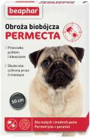 PERMECTA obroża biobójcza dla małych i średnich psów