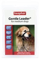 Gentle Leader -  obroża uzdowa rozmiar M, kolor czarny