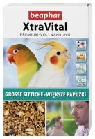 XtraVital Większe Papużki 500g - kompletna karma dla papużek o m.c.>100g
