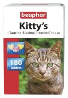 Kitty's Mix 180szt. - przysmak witaminowy tauryna/biotyna/proteiny/ser