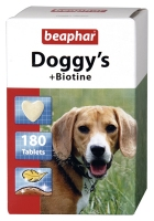 Doggy's + Biotine - 180 Treats