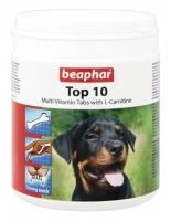 TOP 10 750tabl. - tabletki multiwitaminowe z L-karnityną