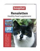 Renaletten 75tabl. - tabletki witaminowe dla kotów z chorobami nerek