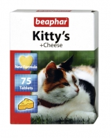 Kitty's + Cheese - 75 tabs