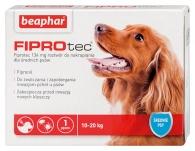 FIPROtec Spot-on 134mg dla średnich psów / fipronil