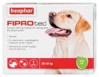 FIPROtec Spot-on 268mg dla duzych psów / fipronil