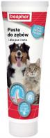 Pasta do zębów dla psów i kotów o smaku mięsa 100g
