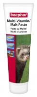 Multi-Vitamin Malt Paste Ferret - pasta przeciw tworzeniu się złogów sierści u fretek PL