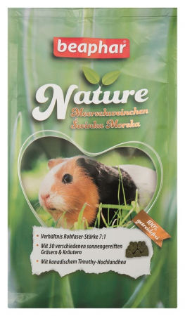 Nature świnka morska 750g - karma Super Premium