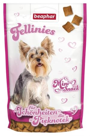 Mini Snack Fellinies dla Pięknotek 150g - sierść