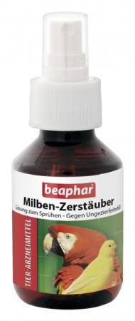 Milbenzertauber 100ml - prep. przeciwko pasożytom zewnętrznym ptaków