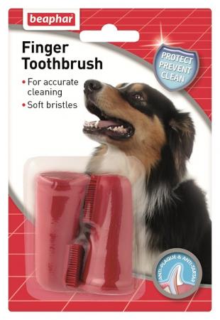 Szczoteczka do zębów naparstkowa