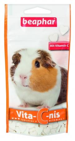 Vita -C-nis - tabletki z witaminą C dla świnek morskich