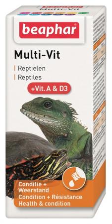Turtle Vit 20ml - preparat witaminy dla żółwi