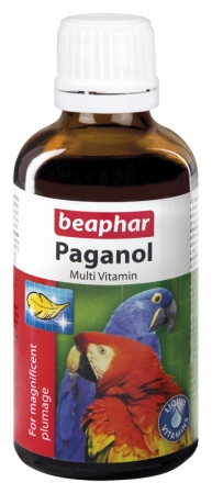 Paganol 50ml - preparat witaminowy dla ptaków