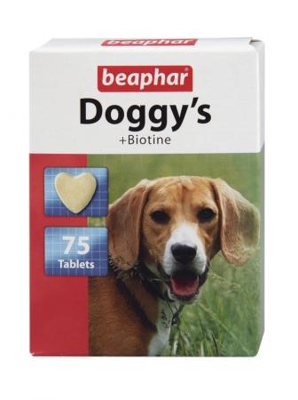Doggy's + Biotine 75szt. - przysmak witaminowy z biotyną