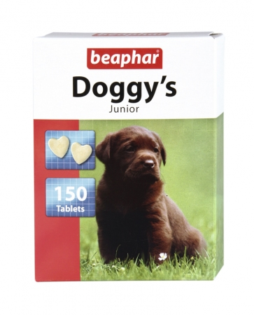 Doggy's Junior - English/Polish/Bulgarian