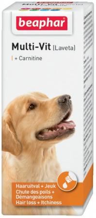 Laveta Super Pies 50ml - przeciw nadmiernemu wypadaniu sierści u psów