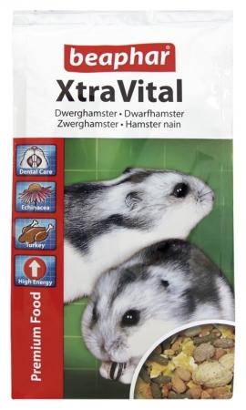 XtraVital Dwarf Hamster 500g - karma Premium dla chomików karłowatych