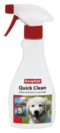 Quick Clean 250ml - spray do czyszczenia i usuwania brudu z sierści psów