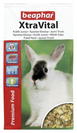 XtraVital Rabbit Junior 1kg - karma Premium dla młodych królików