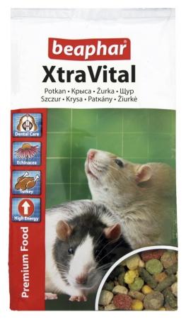 XtraVital Rat 500g - karma Premium dla szczurów