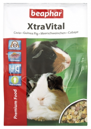 XtraVital Guinea Pig 2,5kg - karma Premium dla świnek morskich