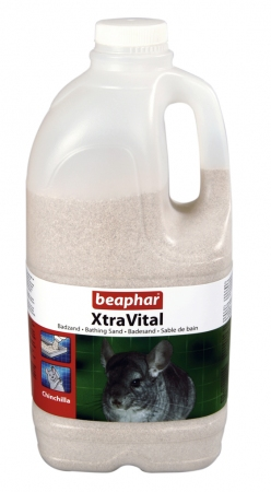 XtraVital Chinchilla Sand 1,3kg - piasek dla szynszyli