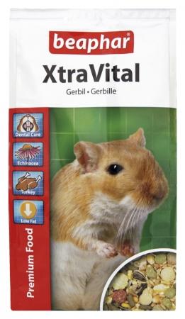 XtraVital Gerbil 500g - karma Premium dla myszoskoczek