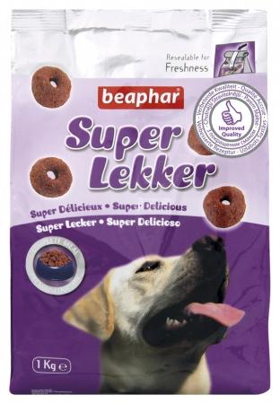 Super Lekker Dog 1kg - przysmak dla psów