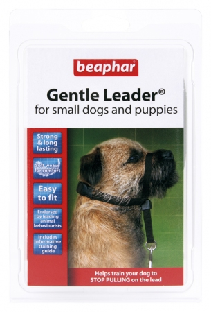 Gentle Leader -  obroża uzdowa rozmiar S, kolor czarny
