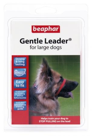 Gentle Leader - obroża uzdowa  rozmiar  L, kolor czerwony