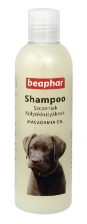 Shampoo Macadamia Oil for Puppies - 250ml - Polish/Hungarian/Bulgarian