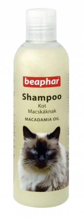 Shampoo Macadamia Oil Cat - Polish/Bulgarian/Hungarian